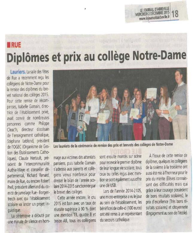 remise diplomes